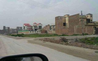 80 Kanal Residential Land for Sale in Lahore Pak Arab Housing Society