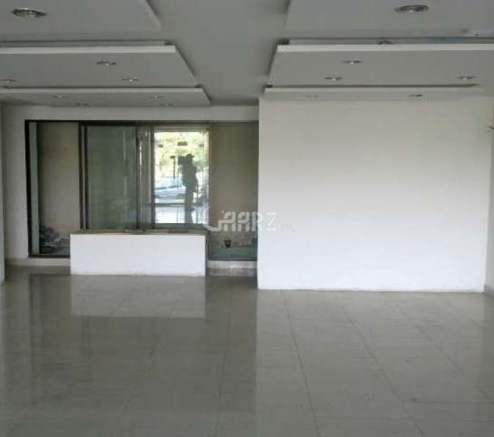 8000 Square Feet Commercial Building for Rent in Lahore Mm Alam Road