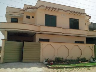 9 Marla Ground Floor Portion Is Available For Rent Block H