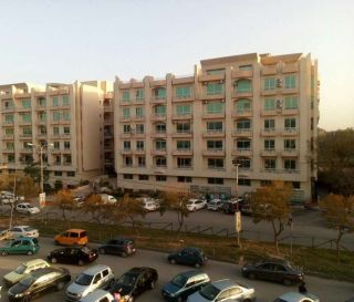 900 Square Feet Plaza For Rent In DHA Phase-5, Lahore