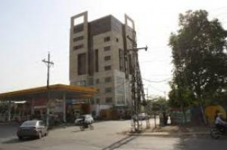 900 Square Feet Plaza For Sale In Valencia Housing Society, Lahore