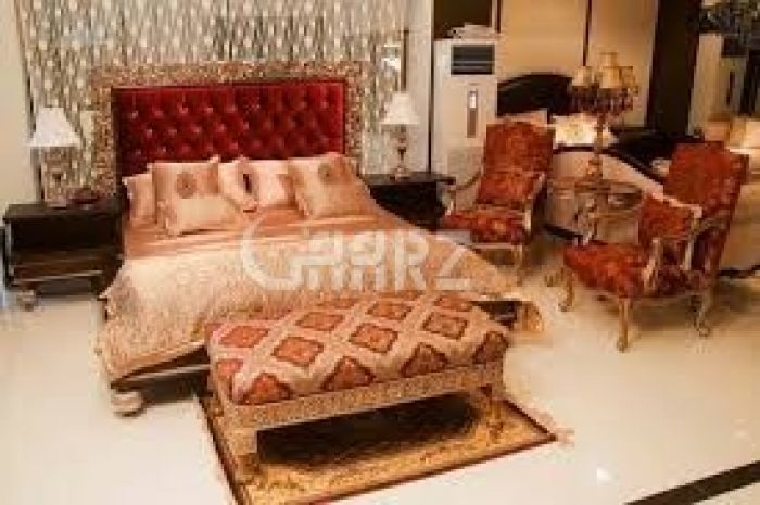 960 Square Feet Apartment for Rent in Karachi DHA Phase-6