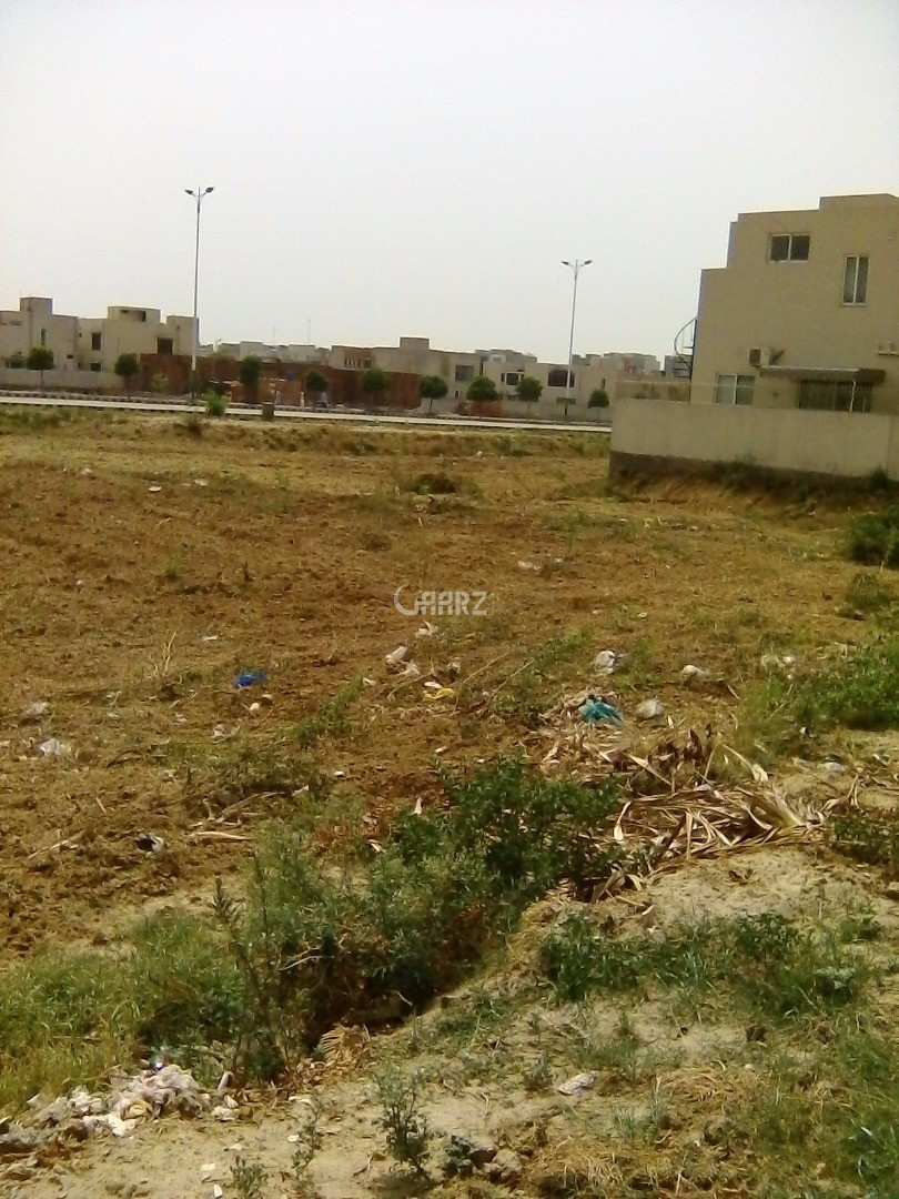 Good And Ideal Location Plot Available Dha Phase 7 Block Of Z2