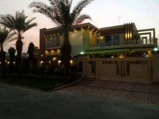 1 Kanal House for Rent in Karachi DHA Phase-8