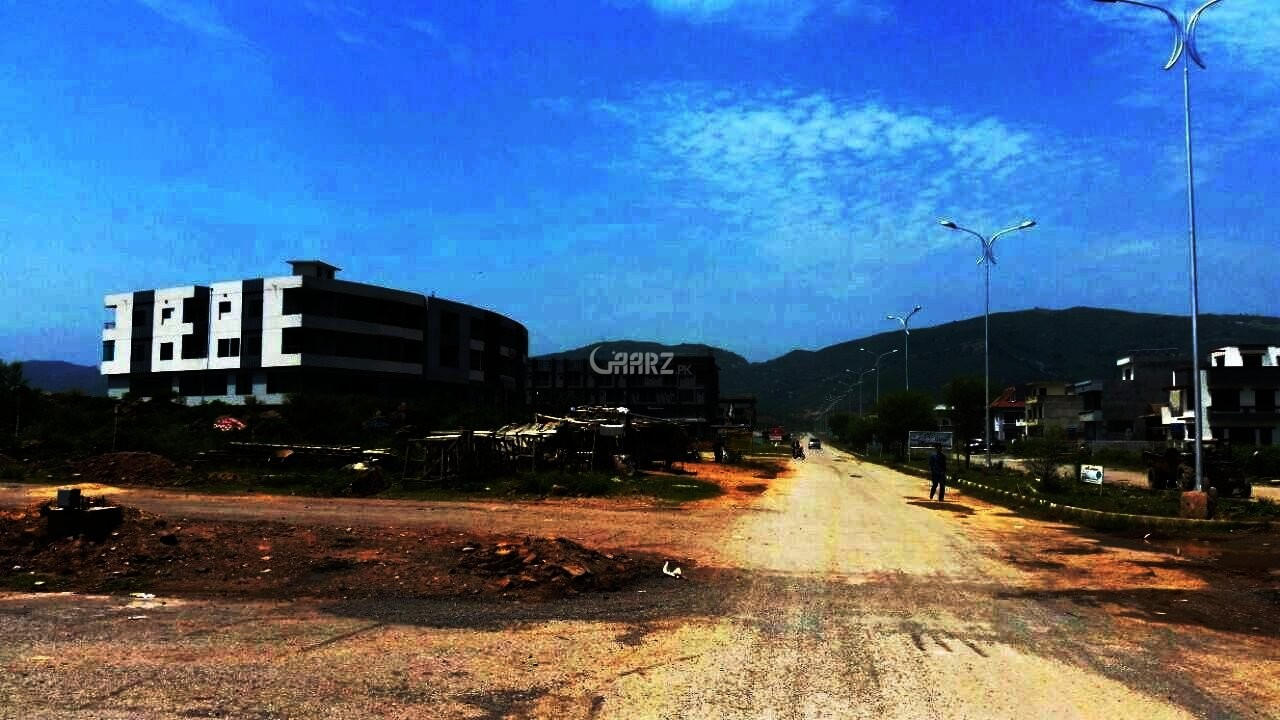 1 Kanal Residential Land for Sale in Karachi DHA City Sector-16