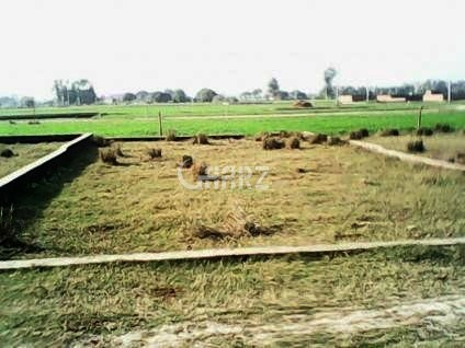1 Kanal Residential Land for Sale in Lahore DHA Phase-5 Block F
