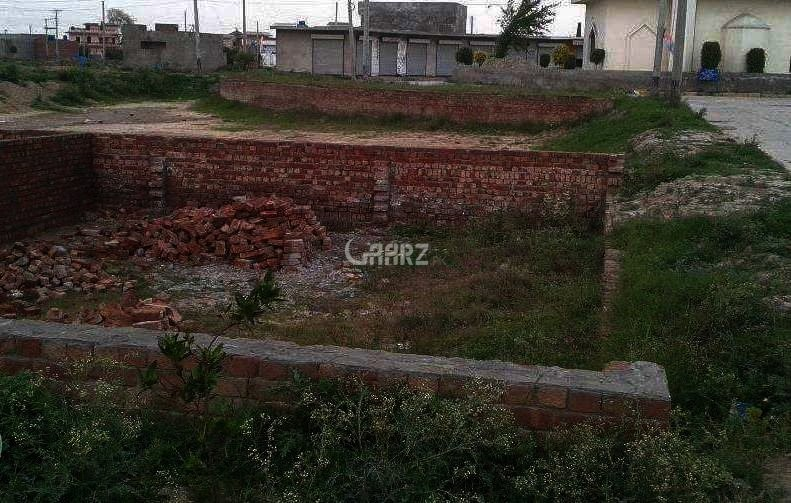 1 Kanal Residential Land for Sale in Lahore Eden City