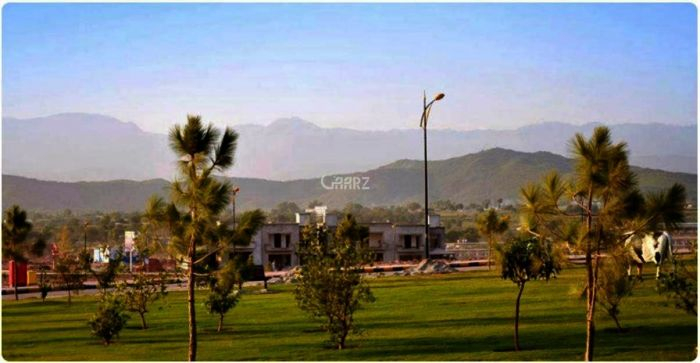 10 Marla Plot for Sale in Islamabad D-17/2
