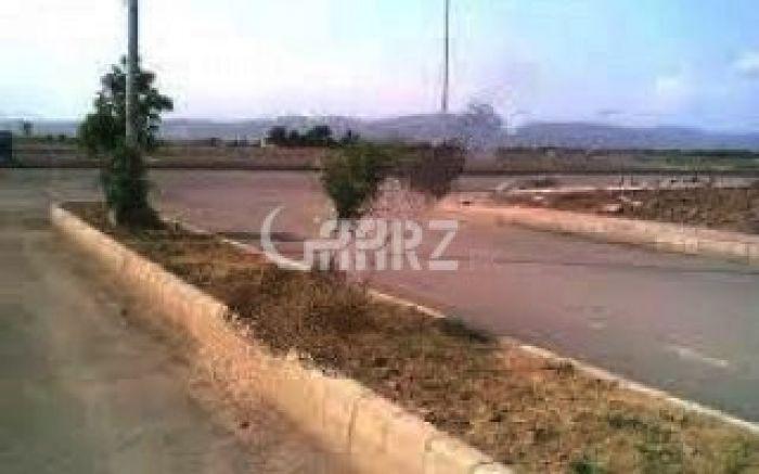 10.8 Marla Plot for Sale in Islamabad E-12/4