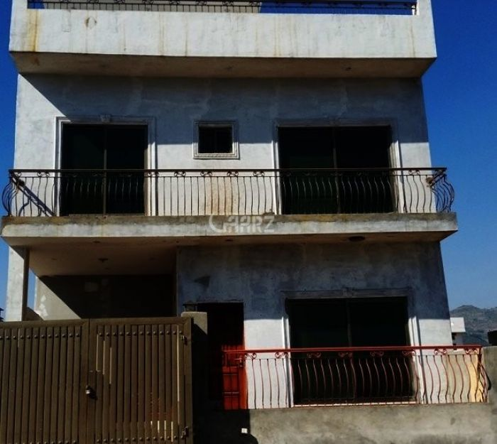 111 Square Yard House for Sale in Islamabad D-12/4