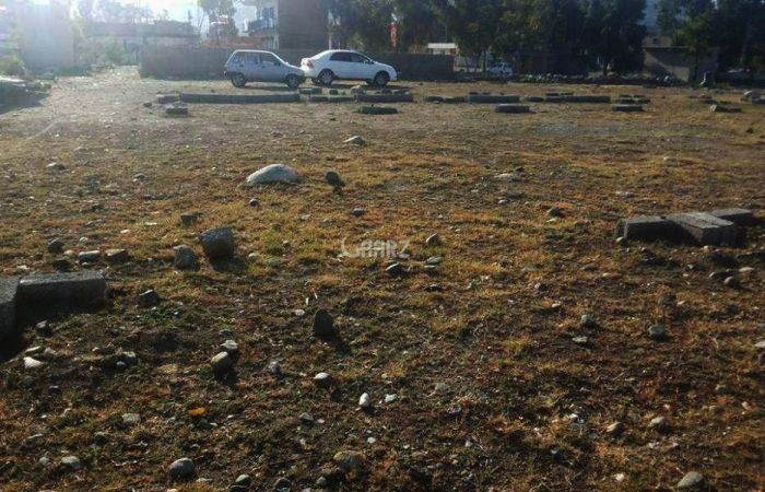 12 Marla Residential Land for Sale in Islamabad Media Town