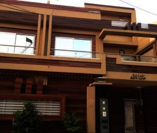 12 Marla Upper Portion for Rent in Karachi DHA Phase-4
