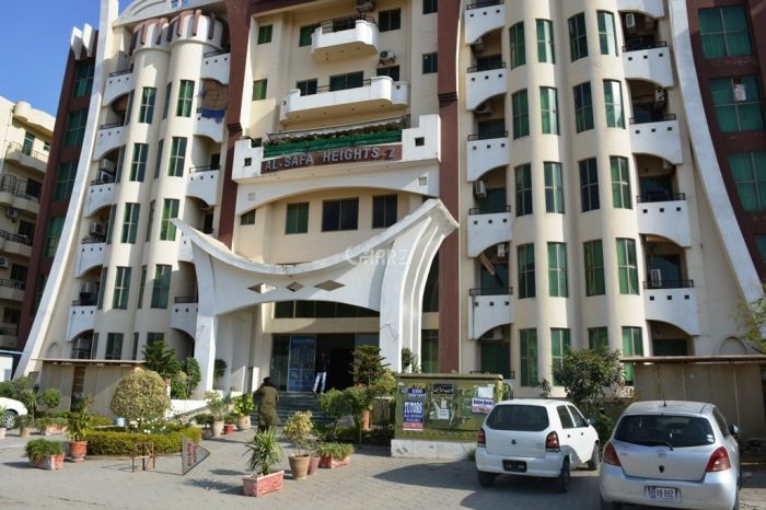 1200 Square Feet Apartment for Rent in Islamabad F-11