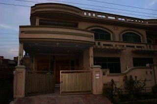 27 Marla House for Rent in Islamabad F-8