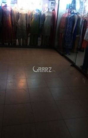 270 Square Feet Commercial Shop for Rent in Lahore Bahria Town