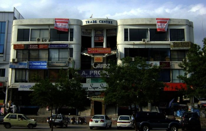 280 Square Feet Commercial Shop for Rent in Islamabad F-11