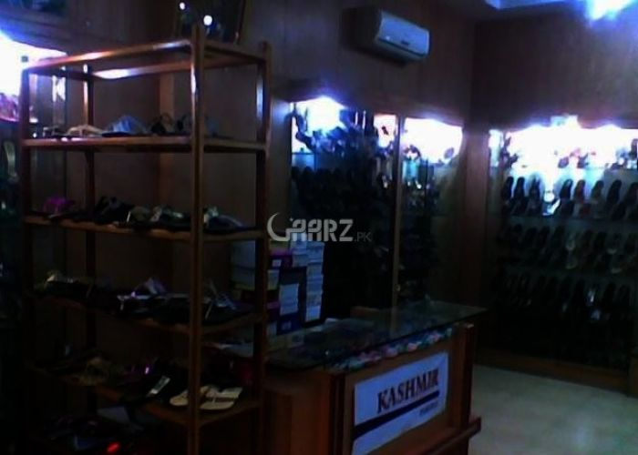 320 Square Feet Commercial Shop for Sale in Karachi DHA Phase-6