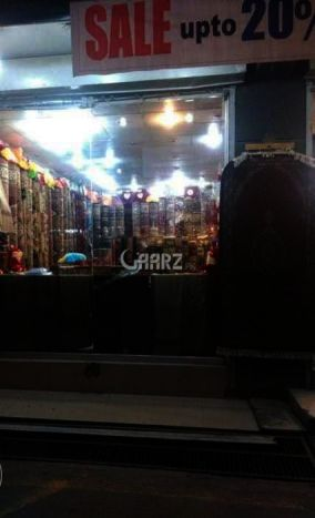 360 Square Feet Commercial Shop for Rent in Karachi Gulistan-e-jauhar Block-14
