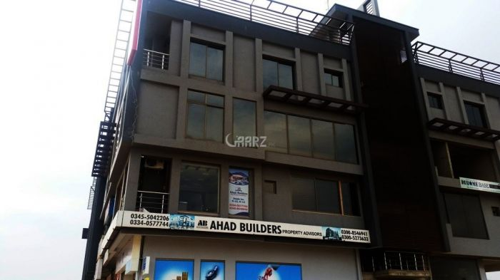 380 Square Feet Commercial Office for Rent in Islamabad D-12 Markaz