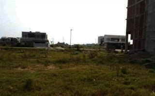 4 Kanal Residential Land for Sale in Karachi Gulberg Greens A