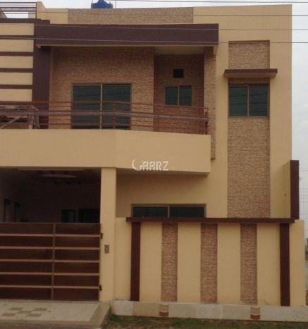 4.4 Marla House for Sale in Karachi Bahadurabad