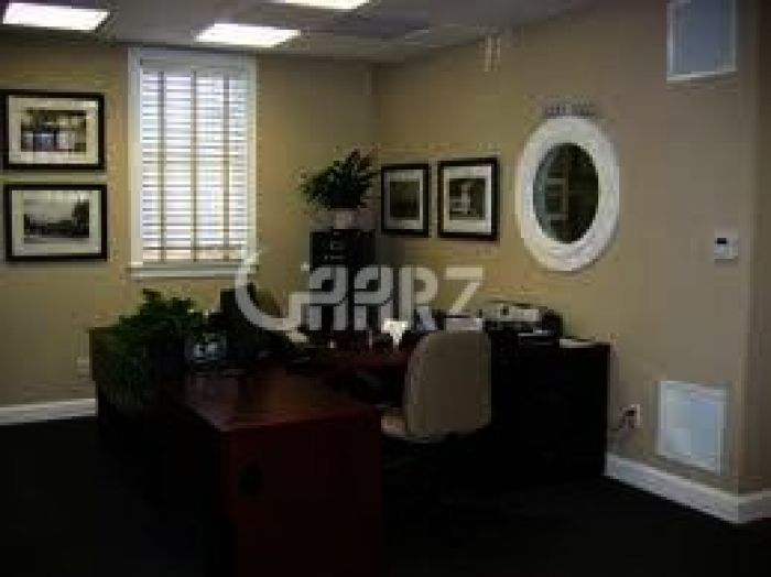 405 Square Feet Commercial Office for Rent in Karachi DHA Phase-6