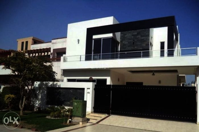 41 Marla House for Sale in Karachi DHA Phase-5