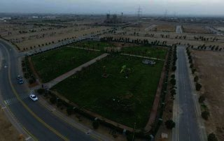 5 Marla Commercial Land for Sale in Karachi Bahria Town