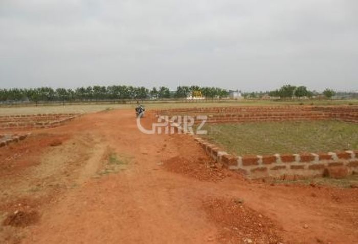 5 Marla Residential Land for Sale in Lahore Central Park Block A
