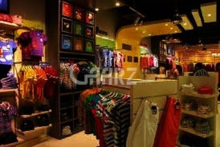 525 Square Feet Commercial Shop for Rent in Karachi DHA Phase-6