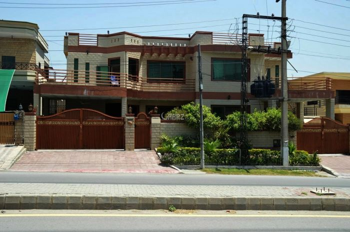 64 Marla House for Rent in Islamabad F-7