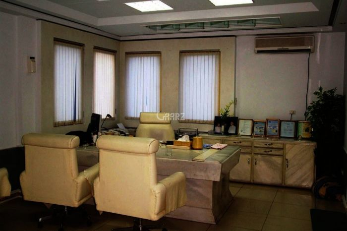 660 Square Feet Commercial Office for Sale in Sialkot Kashmir Road