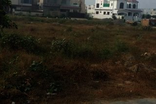 7 Marla Residential Land for Sale in Islamabad Cbr Town Phase-1 Block B