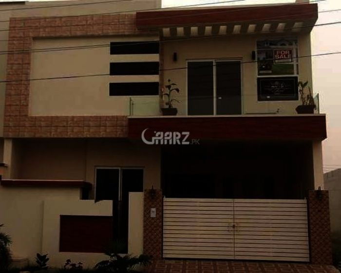 8 Marla House for Sale in Bahawalpur Allama Iqbal Town