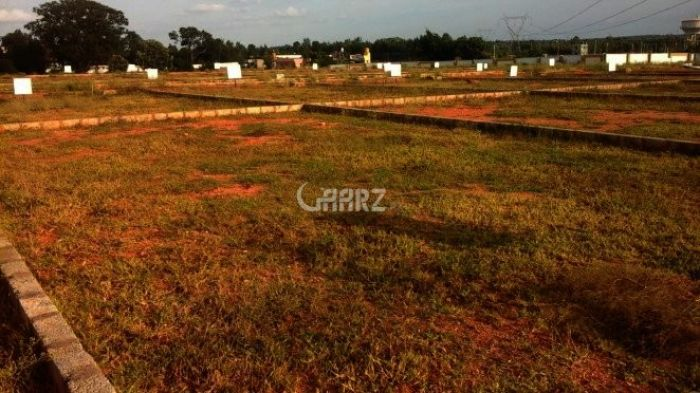 8 Marla Residential Land for Sale in Rawalpindi Air Force Housing Society
