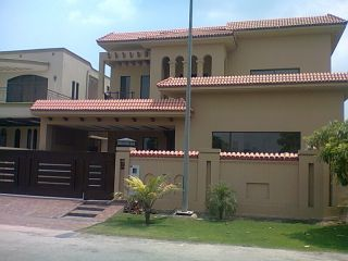 1 Kanal House for Sale in Lahore DHA Phase-4 Block D