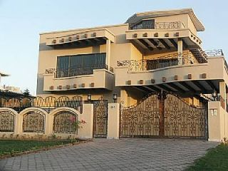 10 Marla House for Sale in Lahore Bahria Town Ghaznavi Block