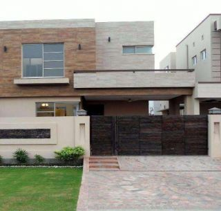 10 Marla House for Sale in Lahore Bahria Town Overseas A