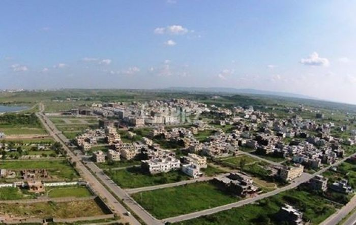 10 Marla Residential Land for Sale in Islamabad D-17