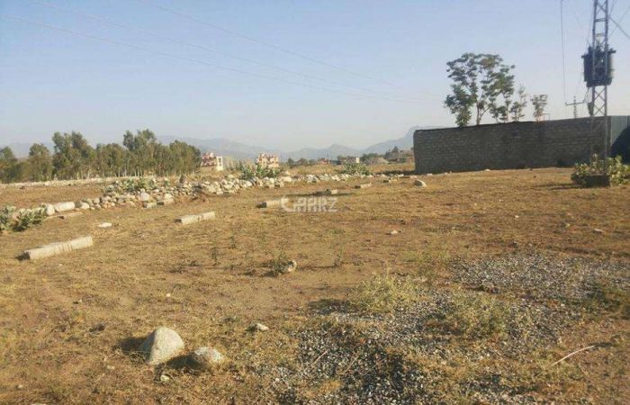 10 Marla Residential Land for Sale in Islamabad Graceland Housing
