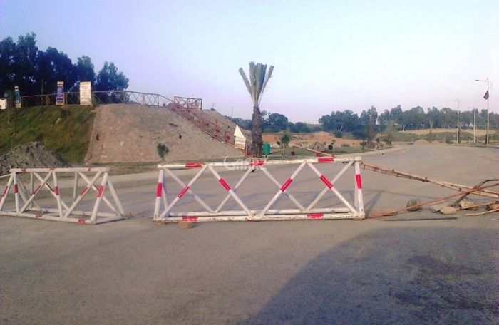 10 Marla Residential Land for Sale in Islamabad Wapda Town Block C