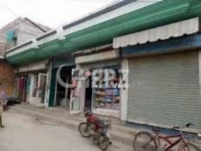 100 Square Feet Commercial Shop for Rent in Lahore Ghalib Road