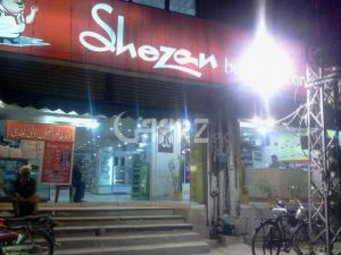 1140 Square Feet Commercial Shop for Rent in Karachi Gulshan