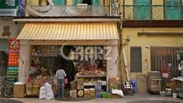 120 Square Feet Commercial Shop for Sale in Karachi DHA Phase-1