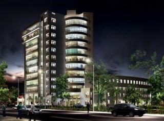 1450 Marla Commercial Building for Rent in Lahore Bahria Town Overseas A