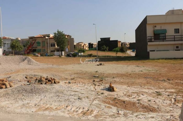 15 Marla Residential Land for Sale in Lahore Bahria Town Overseas A