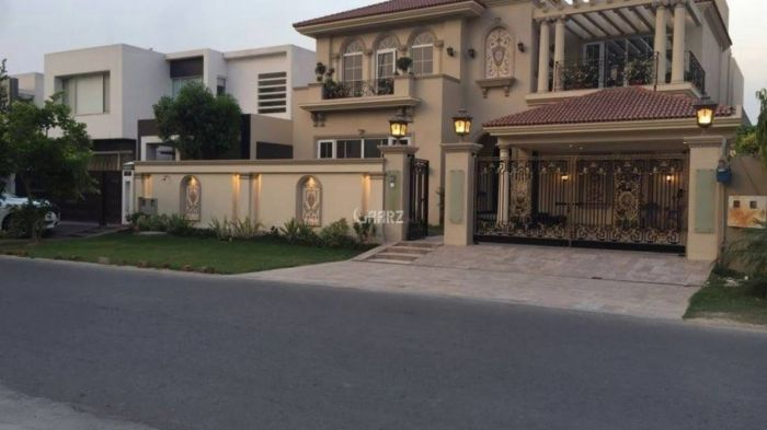 16 Marla House for Sale in Lahore Upper Mall