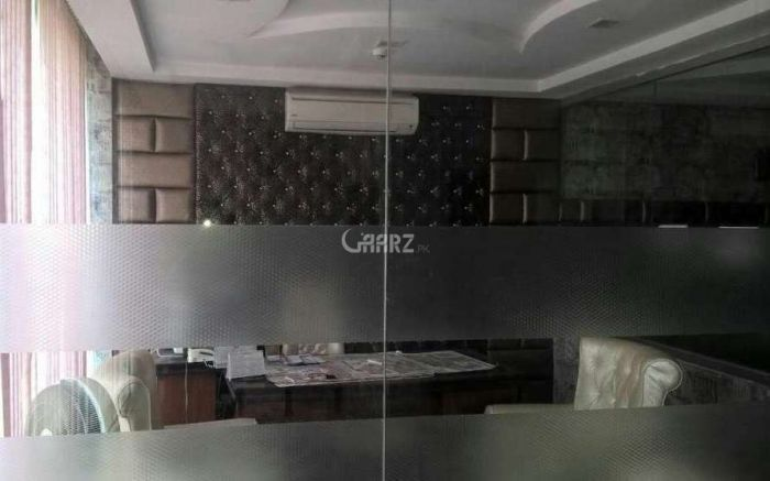 1740 Square Feet Commercial Office for Rent in Lahore DHA Phase-6 Block E