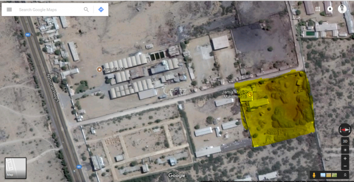 174240 Square Feet Commercial Land for Sale in Karachi National Highway