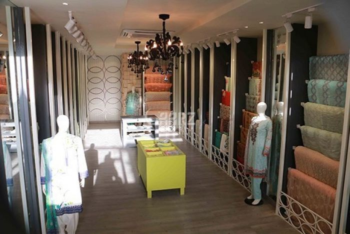 193 Square Feet Commercial Shop for Sale in Lahore Ghalib Road